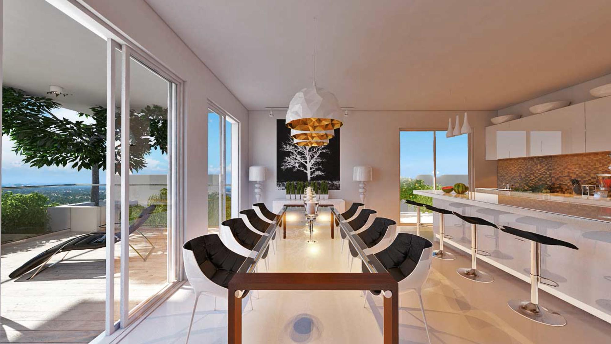 Milroy Perera Designs World S Tallest Residential Vertical