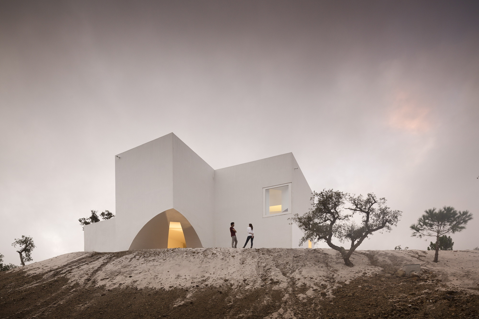 House in Fontinha / Manuel Aires Mateus + SIA arquitectura, © Fernando Guerra | FG+SG