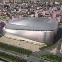 GMP WINS BID TO REDEVELOP REAL MADRID'S BERNABEU STADIUM