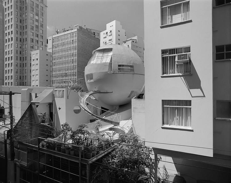 Clássicos da Arquitetura: Casa Bola / Eduardo Longo, © Chico Prestes Maia