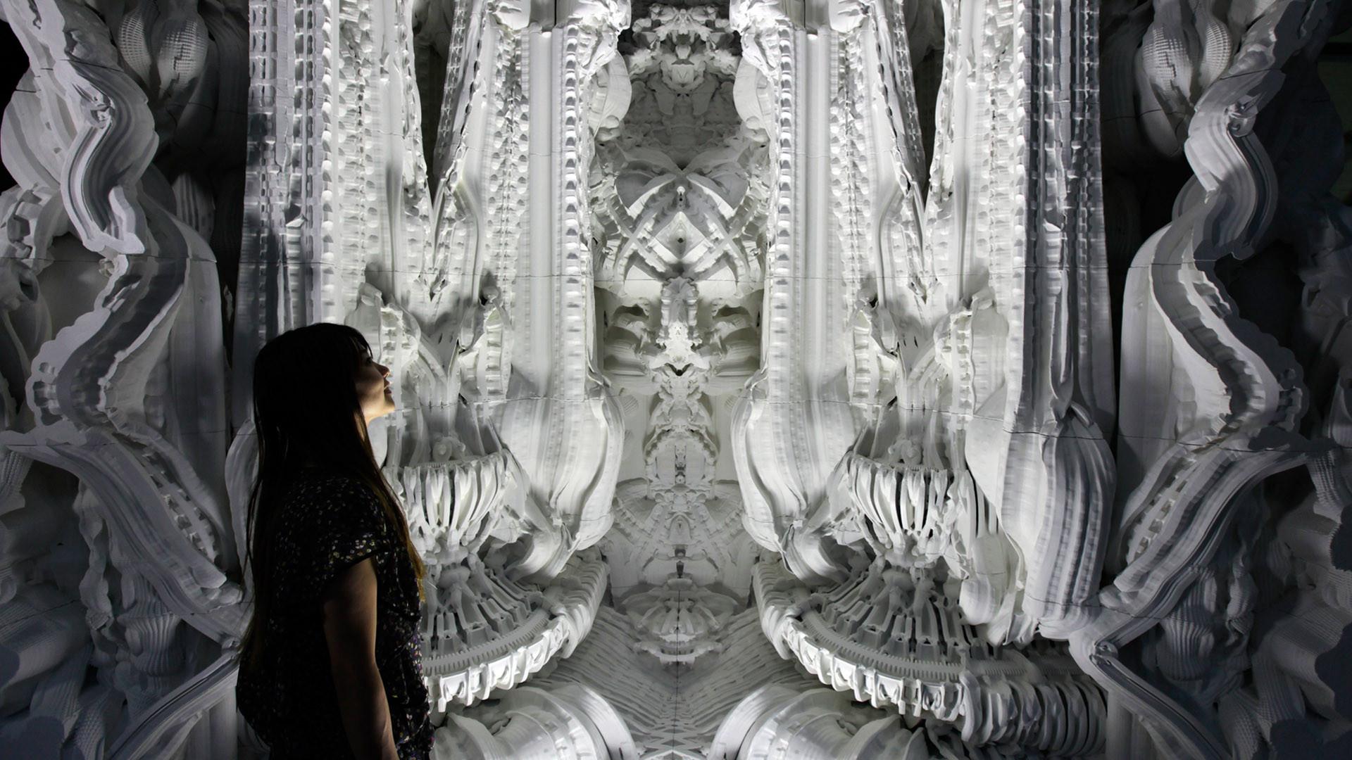 Arquitectura Impresa / Digital Grotesque
