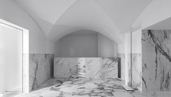 Museu do Tapete de Arraiolos / CVDB arquitectos