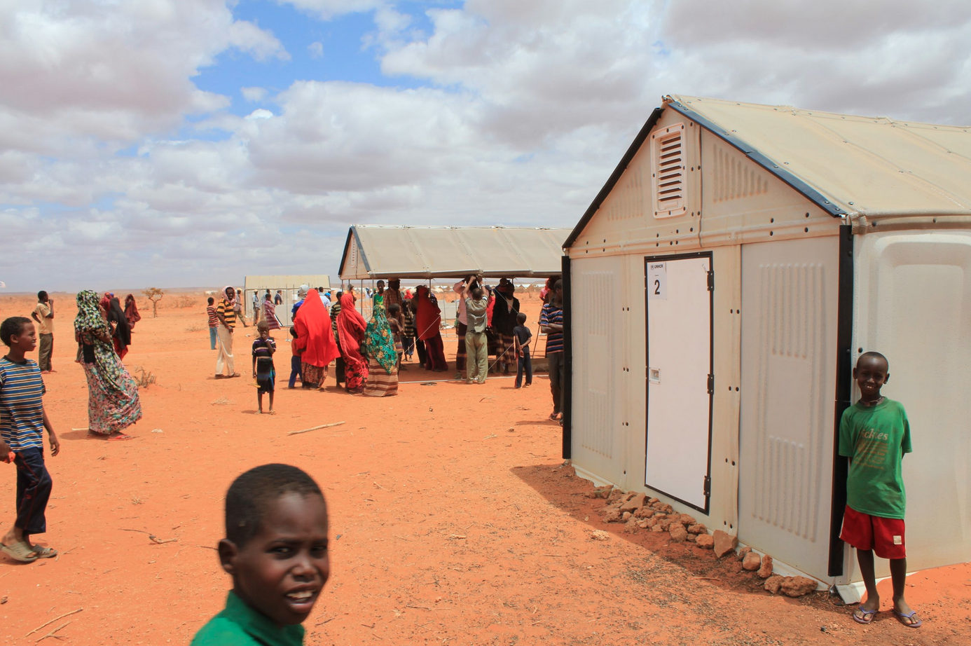 Refugee Housing Unit Selected as Finalist for World Design Impact Prize, RHU via World Design Impact