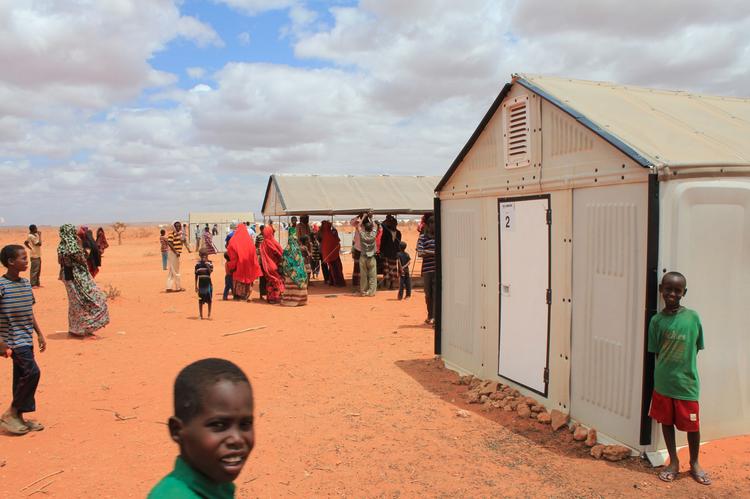 Unidade de Habitação para Refugiados é selecionada como finalista do World Design Impact Prize, RHU via World Design Impact