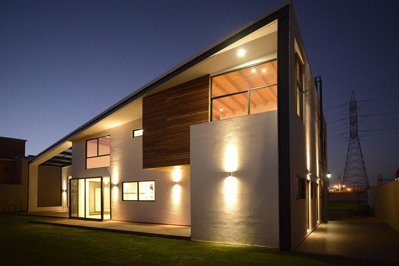 Gallery Of House In Metepec Dafdf Arquitectura Y
