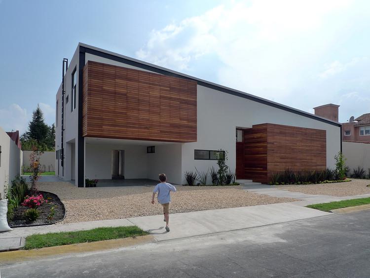 House in Metepec / DAFdf Arquitectura Y Urbanismo, © Jorge Rodríguez Almanza