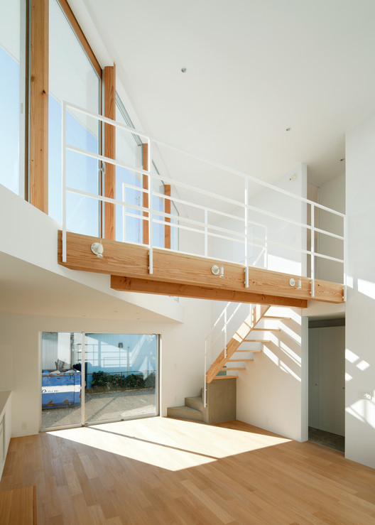 Casa en Utsunomiya2 / Soeda and associates Architects, © Takumi Ota