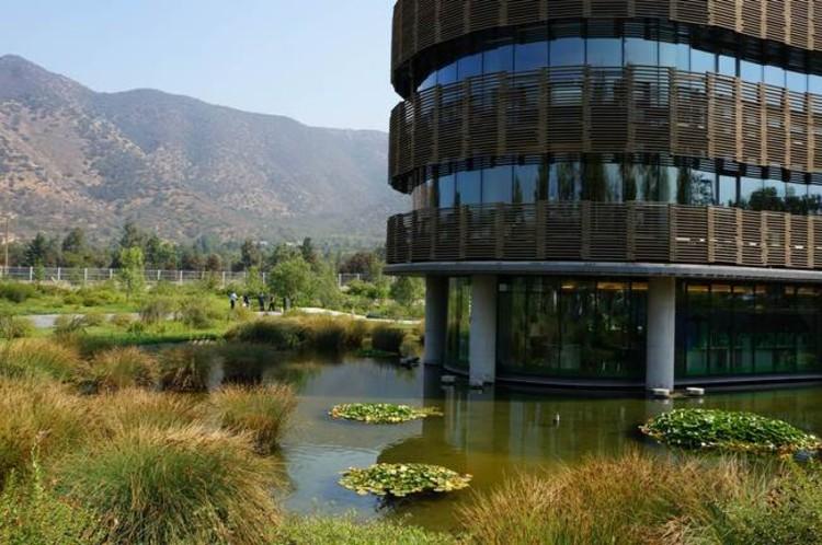 Mecanoo projetará um masterplan em Santiago do Chile, Cortesia de Mecanoo