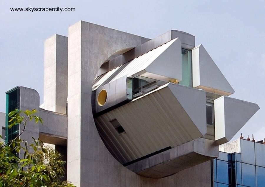 Clásicos de Arquitectura: Casa en el Aire / Agustín Hernández