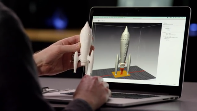 Adobe Photoshop se torna uma ferramenta para impressão 3D, Cortesia de Adobe