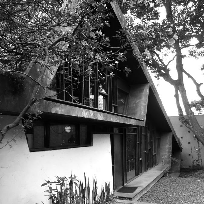 Clásicos de Arquitectura: Residencia de Arquitecto / Jaime Lerner, © Juliana Harumi Suzuki