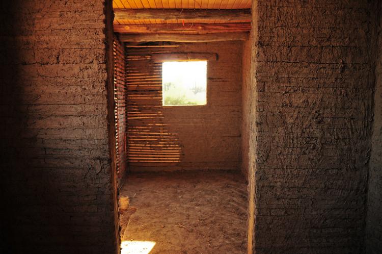 Re-visitando tradiciones constructivas: al rescate de la Quincha, © Teresita Pérez