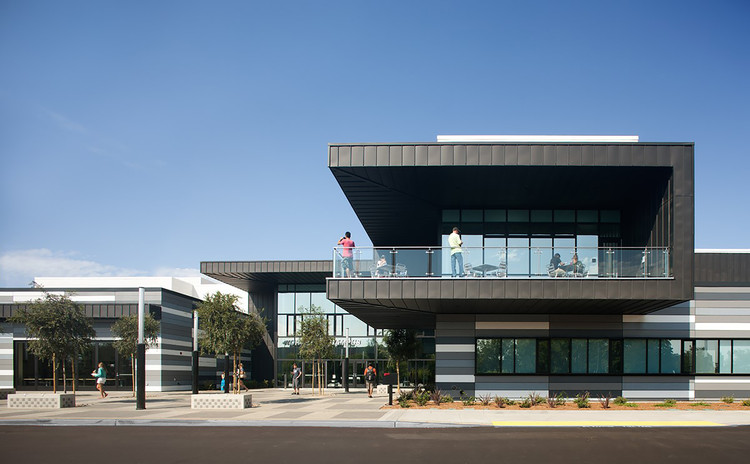 North City Campus / JWDA, © Brady Architectural Photography