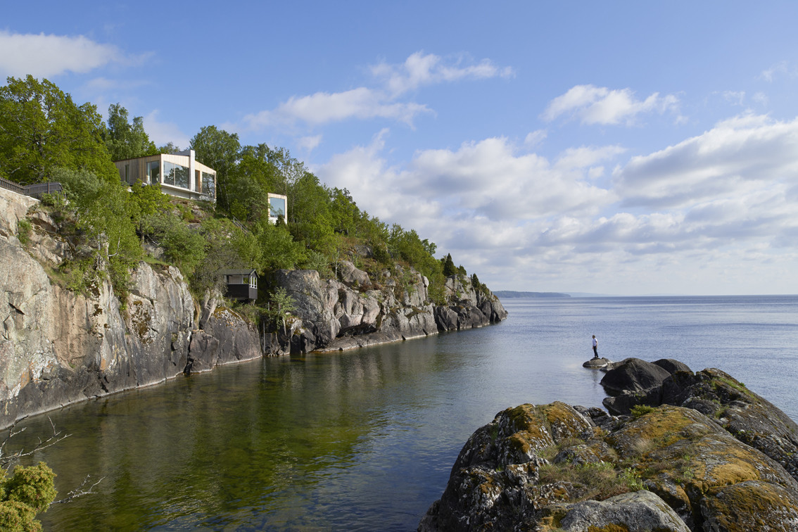 Stupet, refugium by a staircase / Petra Gipp Arkitektur, © Åke E:son Lindman