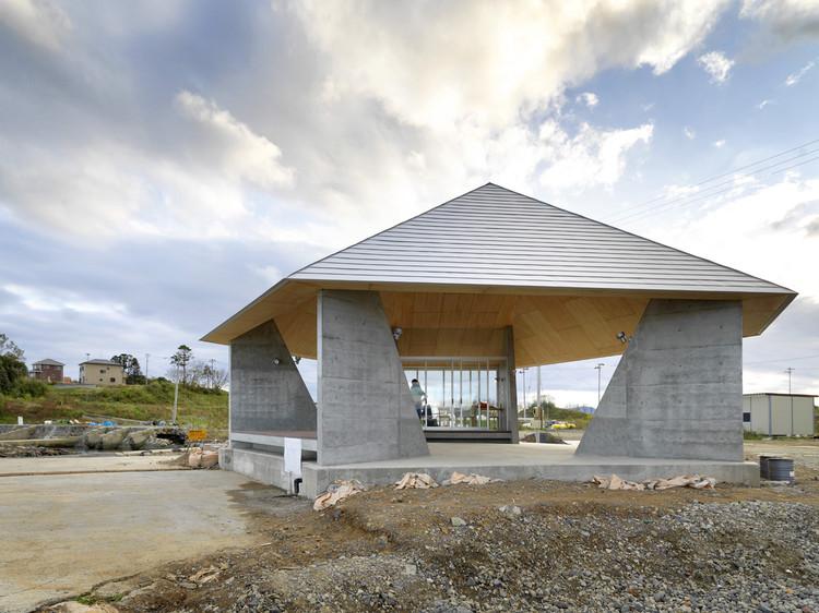 Casa para todos en Kesennuma / Zhaoyang Architects, © Jonathan Leijonhufvud