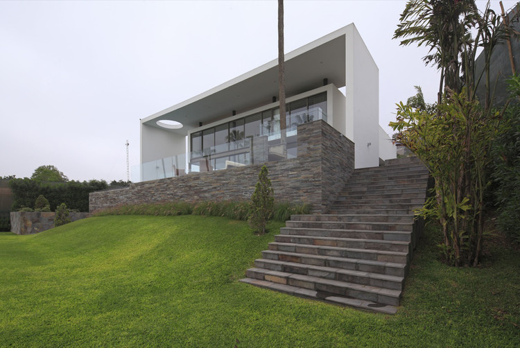 Casa en la Loma / Jose Orrego, © Juan Solano