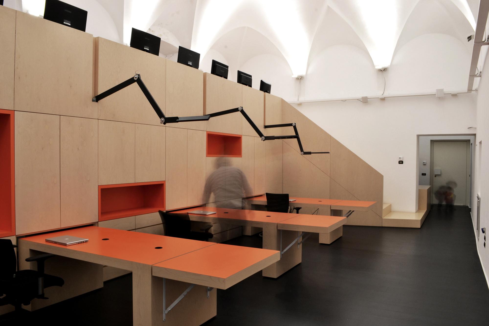 A917 Corporate Headquarters In Pisa / nuvolaB architetti associati, Courtesy of nuvolaB architetti associati
