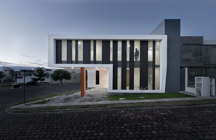 Casa Lv-Z / NonWarp, © Patrick López Jaimes