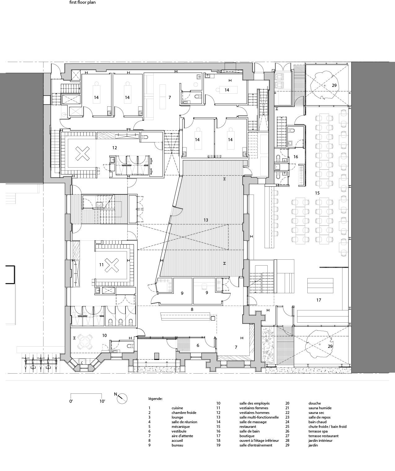 gallery of le st jude thomas balaban architect 17