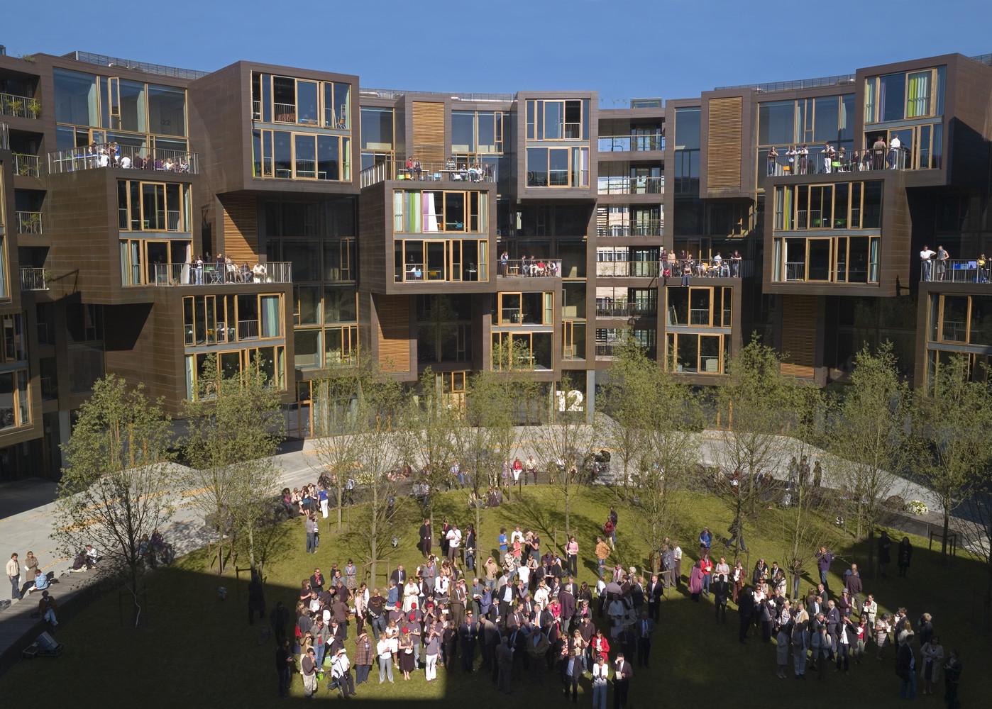 Tietgen Dormitory Lundgaard Tranberg Architects