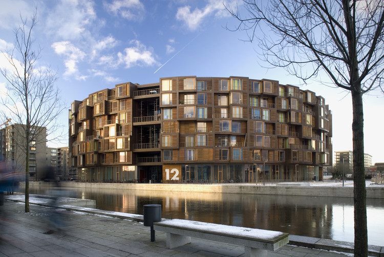 Tietgen宿舍/ Lundgaard & Tranberg Architects, © Jens M. Lindhe