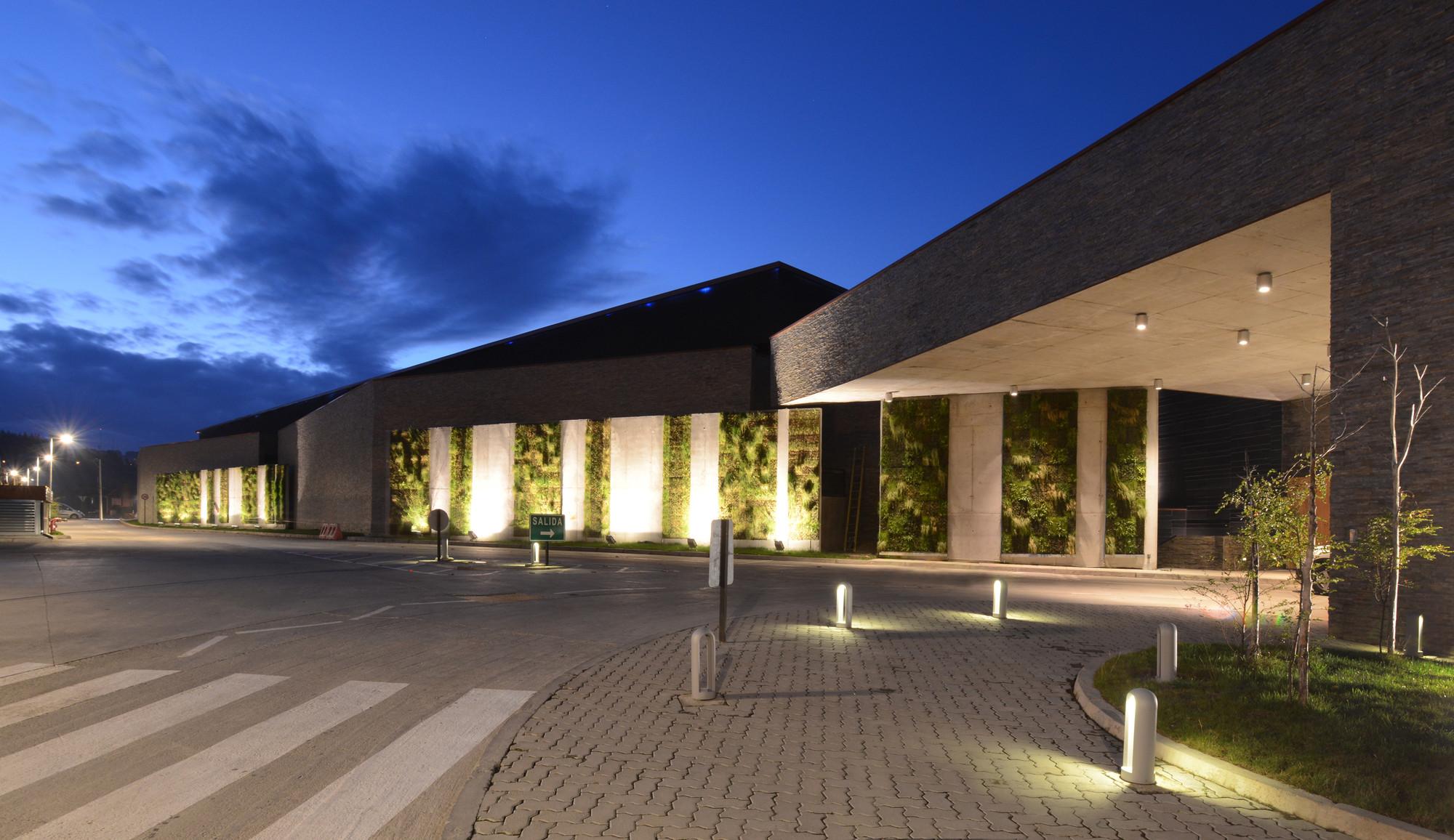 Galeria de hotel de la isla estudio larrain 18 - Hotel la garriga de castelladral ...