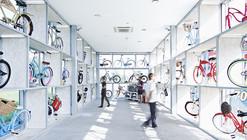 Centro de Bicicletas Electra / Andrey Ukolov + Ekaterina Osipova