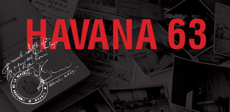 """Lançamento do livro """"Havana 63"""" de Cesar Dorfman, no IAB-RJ, Cortesia de IAB-RJ"""