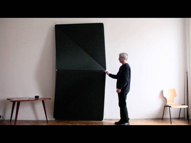 VIDEO: Klemens Torggleru0027s Mesmerizing, Rotating Door