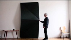 VIDEO: Klemens Torggler's Mesmerizing, Rotating Door