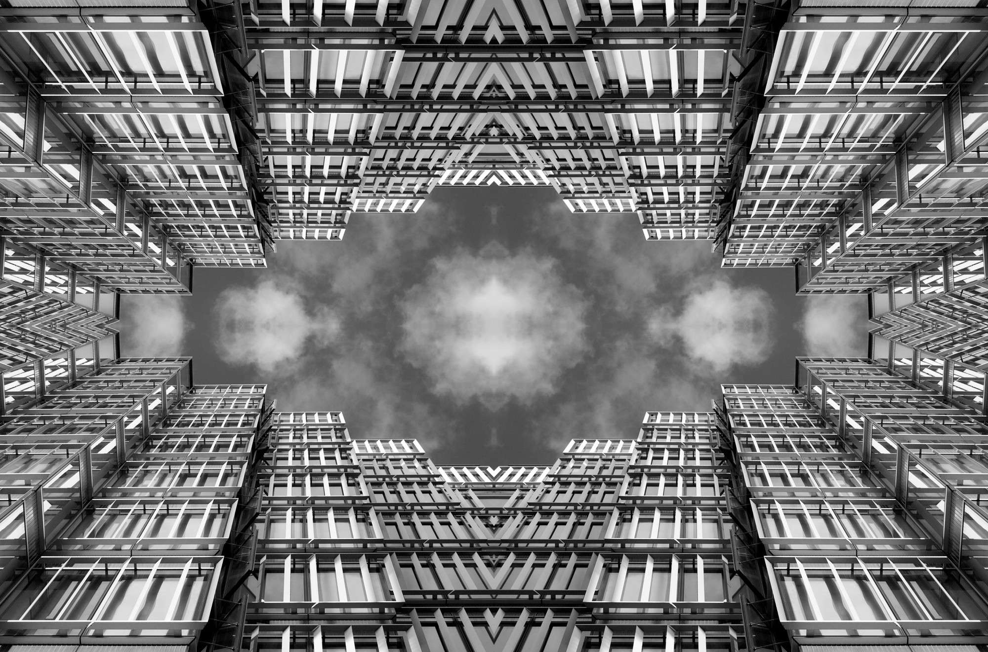 Fotografía de Arquitectura: Estéticas de la Forma por Tedy Colombini, Londres © Tedy Colombini