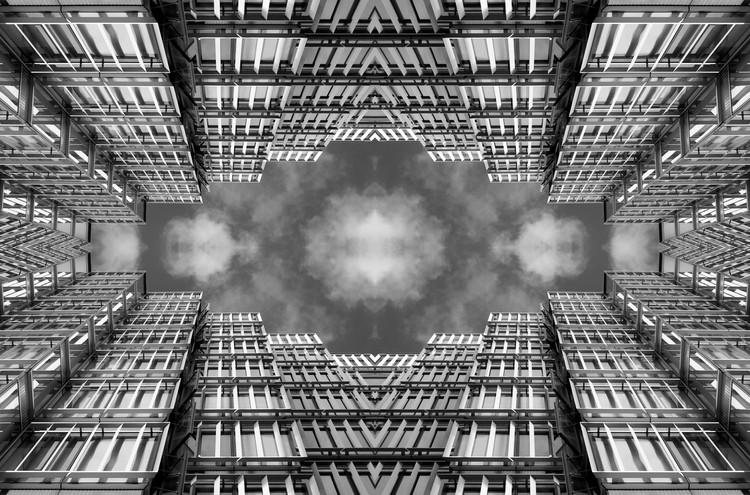 "Arte e Arquitetura: ""Estéticas da Forma"" por Tedy Colombini, Londres © Tedy Colombini"
