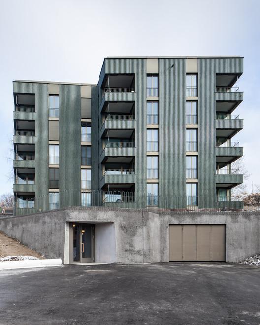 Sonnenhof Wil / Michael Meier Marius Hug Architekten, © Roman Keller