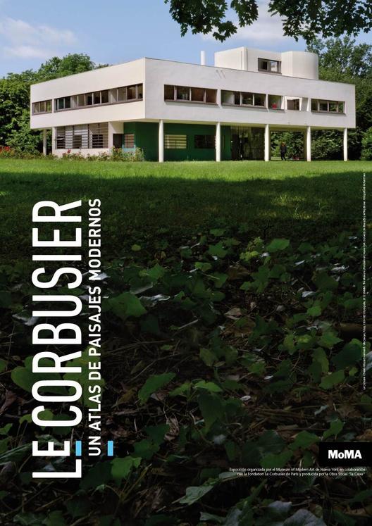 Exposición: Le Corbusier. Un atlas de paisajes modernos / Caixa Forum Barcelona
