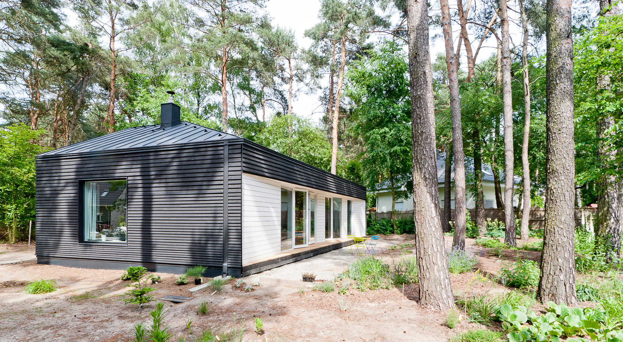 House in the Woods / Claim, © claim and G.Jankowski