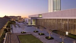 SCAD Museum of Art / Sottile & Sottile and Lord Aeck Sargent, in association with Dawson Architects
