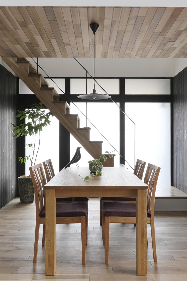 Suehiro Hous,Courtesy Of ALTS Design Office