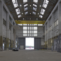 Hall. Imagen © Philippe Ruault
