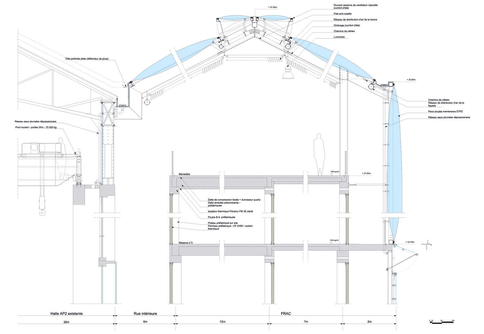 Gallery Of Frac Dunkerque Lacaton Amp Vassal 43