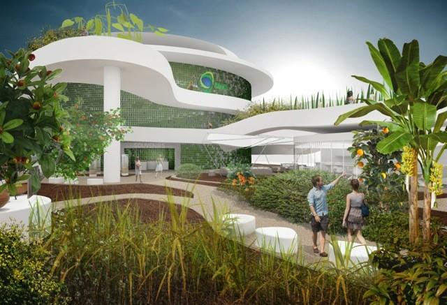 Proposta para o Pavilhão do Brasil na Expo Milão 2015 / Beth Forbes Studio de Arquitetura e Urbanismo  , Courtesy of Beth Forbes Studio de Arquitetura e Urbanismo