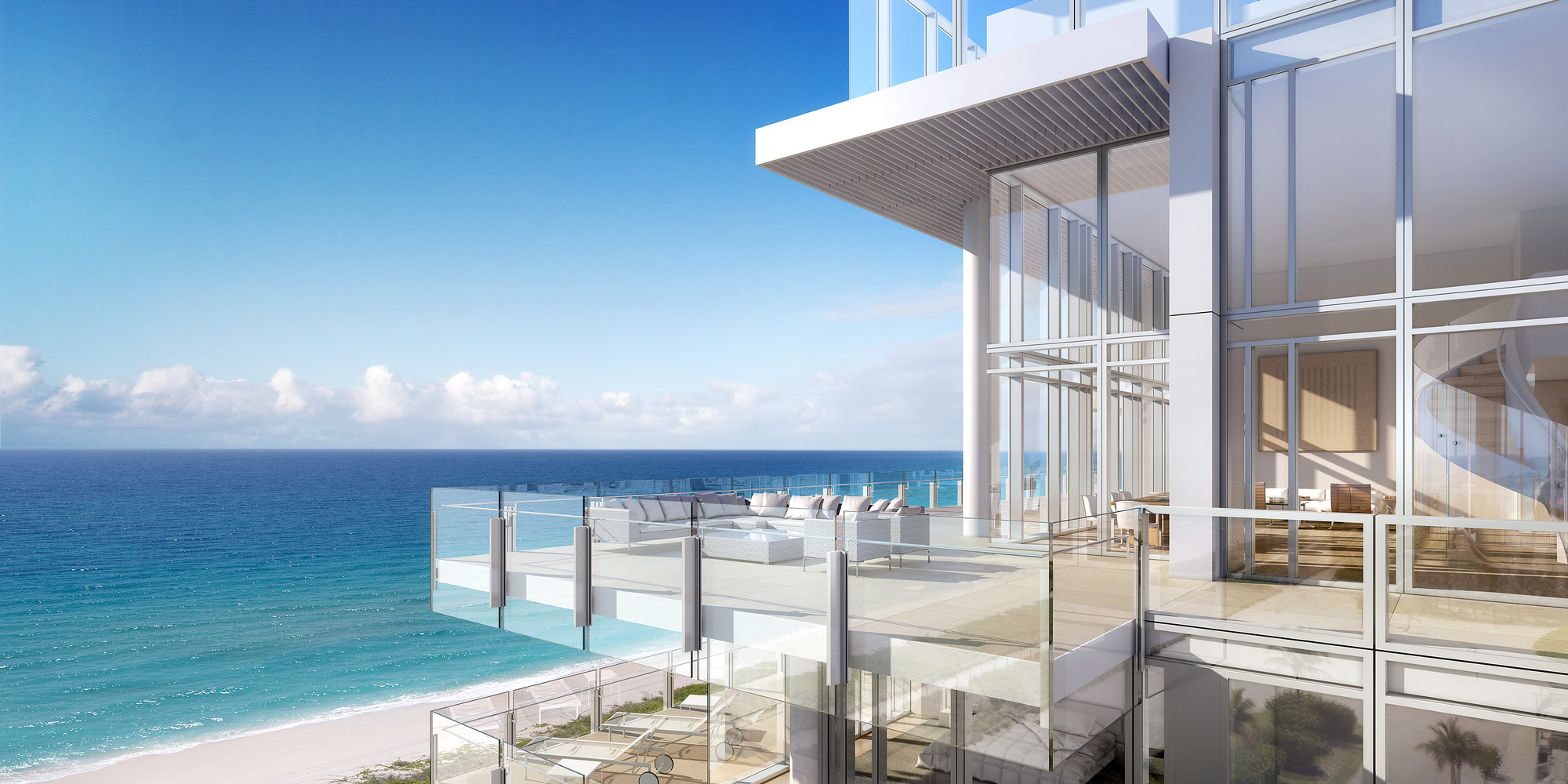 Ocean House Condominium Miami Beach