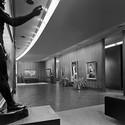 4th Floor Gallery. Image © Ezra Stoller/Esto