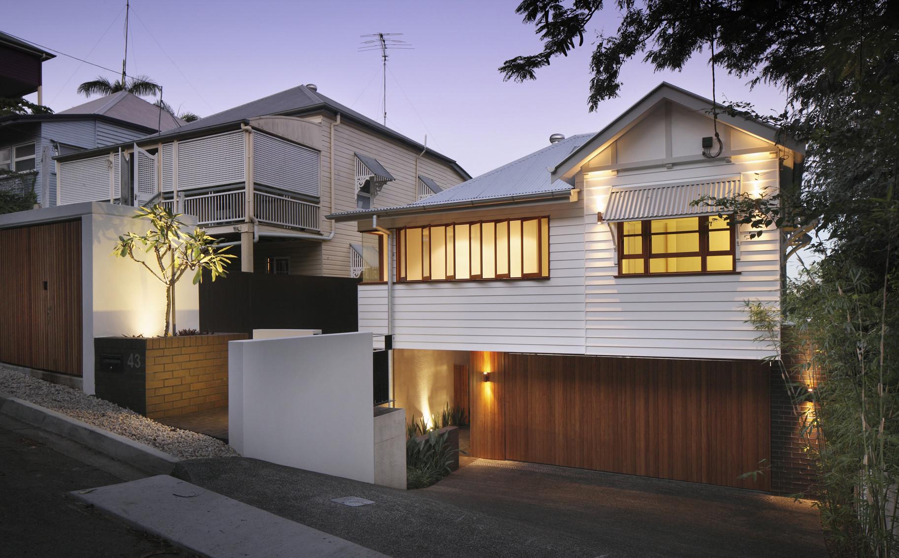 Wilden St House / Shaun Lockyer Architects