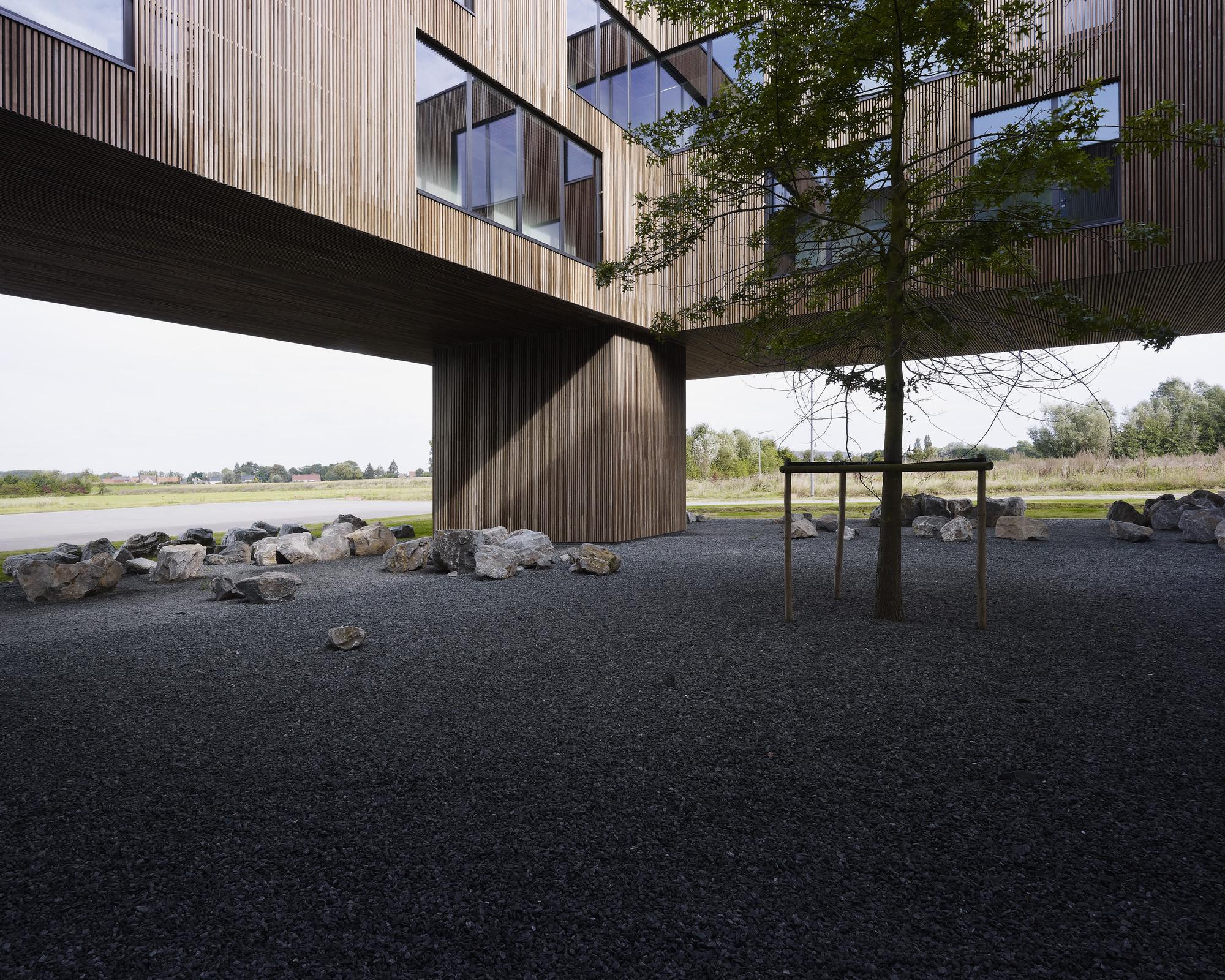 Galería de La Linterna / zigzag architecture - 20