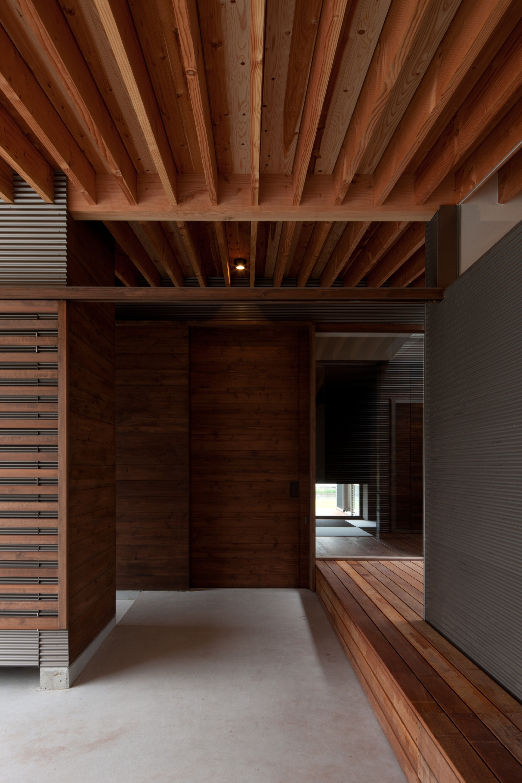 Casa en Gankaiji / Nakasai Architects