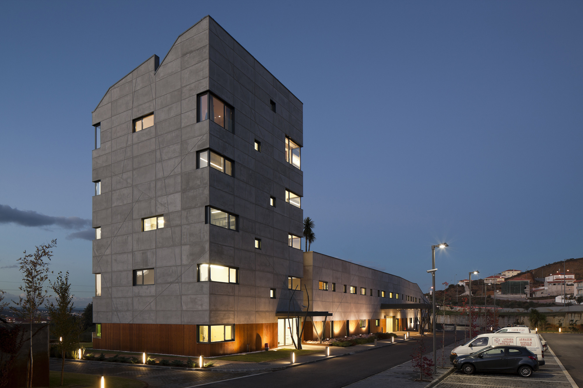 Nordial Center / MJARC Arquitectos