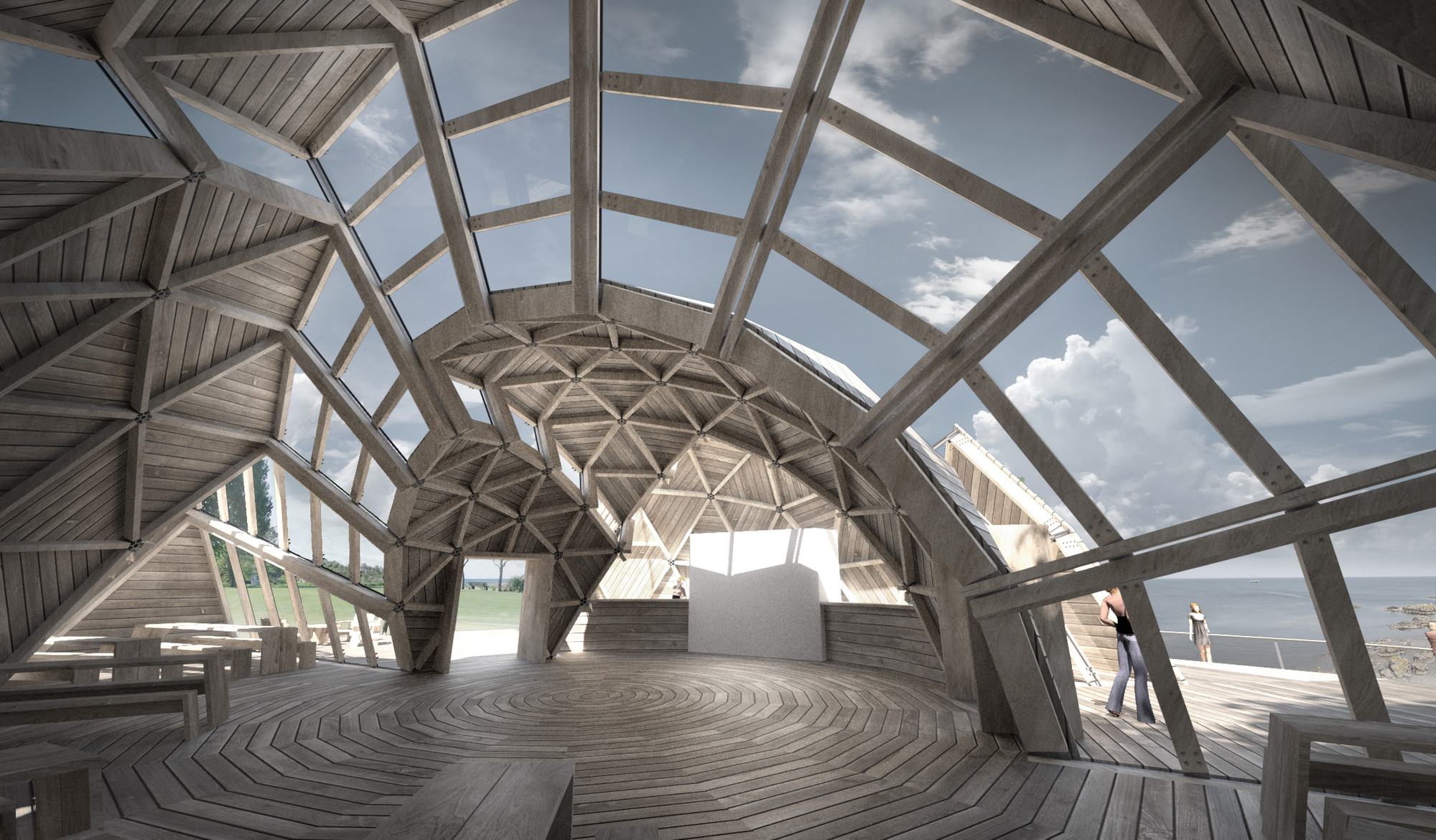 открытка дню фото куполообразной формы здание в москве медного