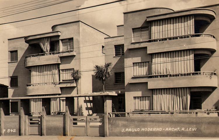 Edifício de Rino Levi na Rua Augusta será demolido, Cortesia de Cortesia da Família Schiesser