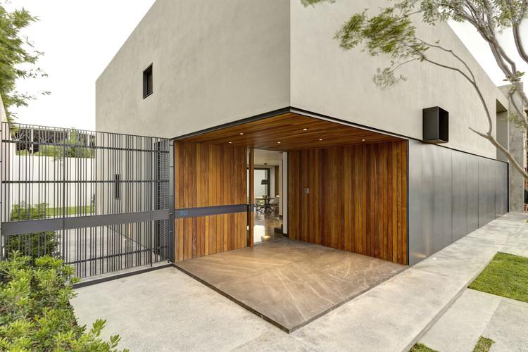 Casa Oval / Elías Rizo Arquitectos, © Marcos García