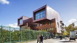 Conservatorio de Música en el Distrito 17 de Paris / Basalt Architects